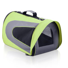 Pet Dog Cat Carrier Travel Bag XLarge Lime Green | Buy Cats & Dogs Products Online With the Best Deals at Anbmart.com.au!