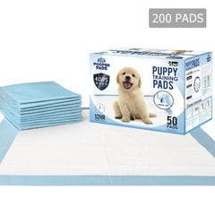 200 Puppy Pet Dog Toilet Training Pads Blue | Buy Cats & Dogs Products Online With the Best Deals at Anbmart.com.au!