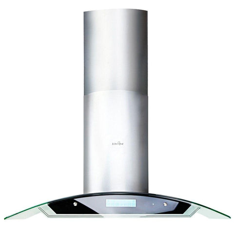 5 Star Chef 4 Fan Speed Rangehood 90cm - Home Appliances - ANB Mart