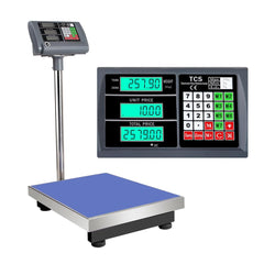 Electronic Computing Platform Digital Scale 150kg | Buy Scales Products Online With the Best Deals at Anbmart.com.au!