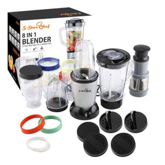 5 Star Chef Magic Blender 30PCS Fruit Juicer Mixer - Home Appliances - ANB Mart
