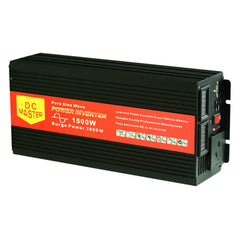 Pure Sine Wave 1500W Max 3000W 12V-230V Power Inverter Car Caravan Camping Boat | Buy Auto Tools Products Online With the Best Deals at Anbmart.com.au!