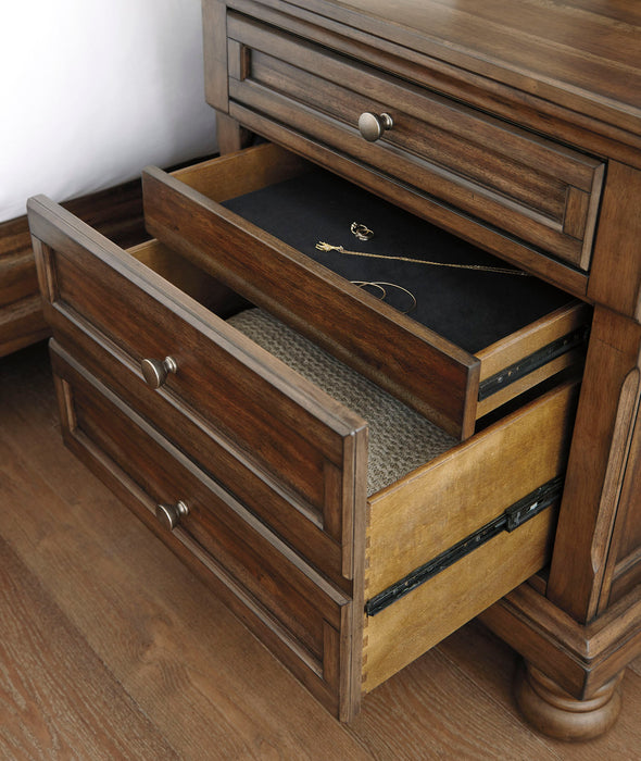 Flynnter Nightstand - MJM Furniture