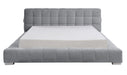 Jaylen Upholstered Platform Bed - MJM Furniture