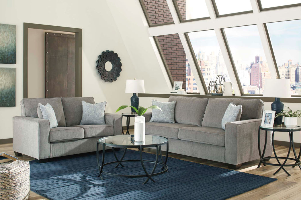 Altari Alloy Loveseat - MJM Furniture