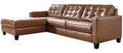Baskove Auburn 2 Piece Sectional - MJM Furniture