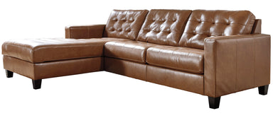 Baskove Auburn 2 Piece Sectional