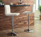 Bellatier Bone Adjustable Swivel Barstool - MJM Furniture