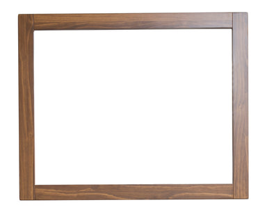 Brandon Caramel Pine Mirror - MJM Furniture
