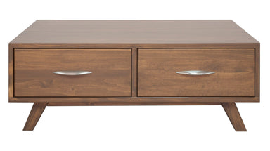 Soho Caramel Pine Coffee Table - MJM Furniture