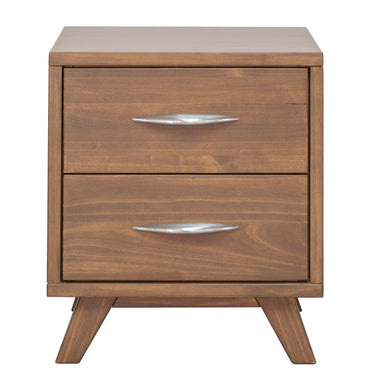 Brandon Caramel Pine End Table - MJM Furniture