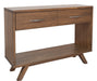 Brandon Caramel Pine Sofa Table - MJM Furniture