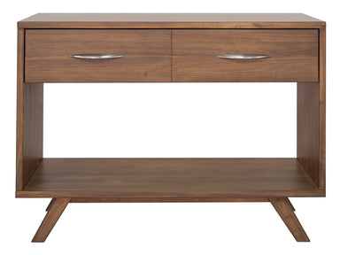 Soho Caramel Pine Sofa Table - MJM Furniture