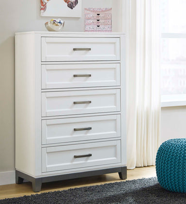 Brynburg 5 Drawer Chest - MJM Furniture