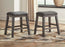 Caitbrook Backless Counter Barstool - MJM Furniture