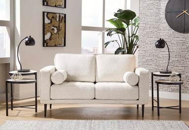Caladeron Sandstone Loveseat - MJM Furniture