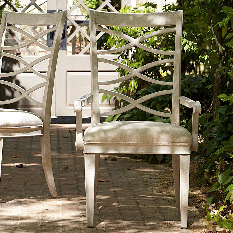 California X-Back Arm Chair - MJM Furniture