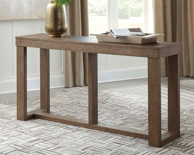 Cariton Sofa Table - MJM Furniture