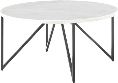 Cedric Round Coffee Table - MJM Furniture