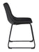 Centiar Black Dining Chair - MJM Furniture