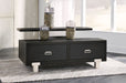 Chisago Lift Top Coffee Table - MJM Furniture
