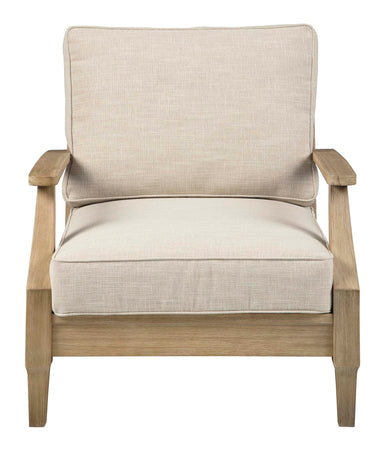 Clare View Outdoor Lounge Chair w/Cushion - MJM Furniture
