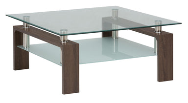 Compass Square Coffee Table - MJM Furniture
