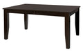 Crown Point Dining Table - MJM Furniture