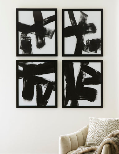 Doro 4 Piece Wall Art Set - MJM Furniture