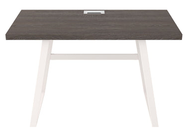 Dorrinson Two Tone Home Office Desk - MJM Furniture