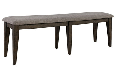 Double Bridge Dining Bench - MJM Furniture