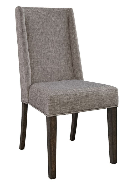 Double Bridge Upholstered Dining Chair - MJM Furniture