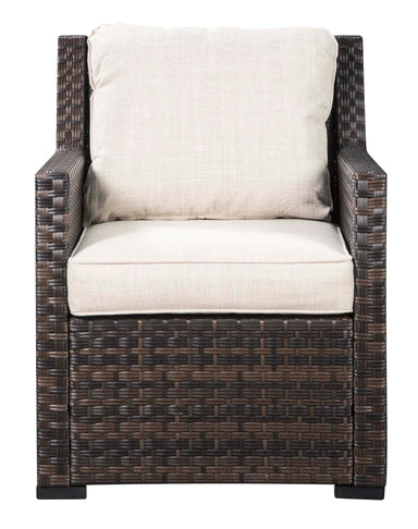 Easy Isle Outdoor Lounge Chair w/Cushion - MJM Furniture
