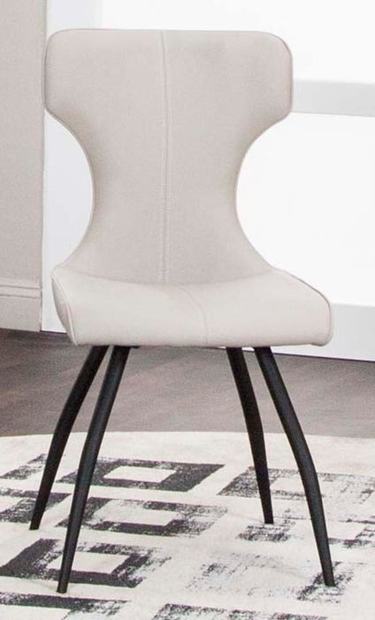 Eclipse Taupe Dining Chair - MJM Furniture