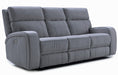 Ryler Power Reclining Sofa w/Power Headrest - MJM Furniture