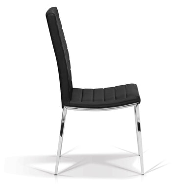 Hazel Black Dining Chair - MJM Furniture