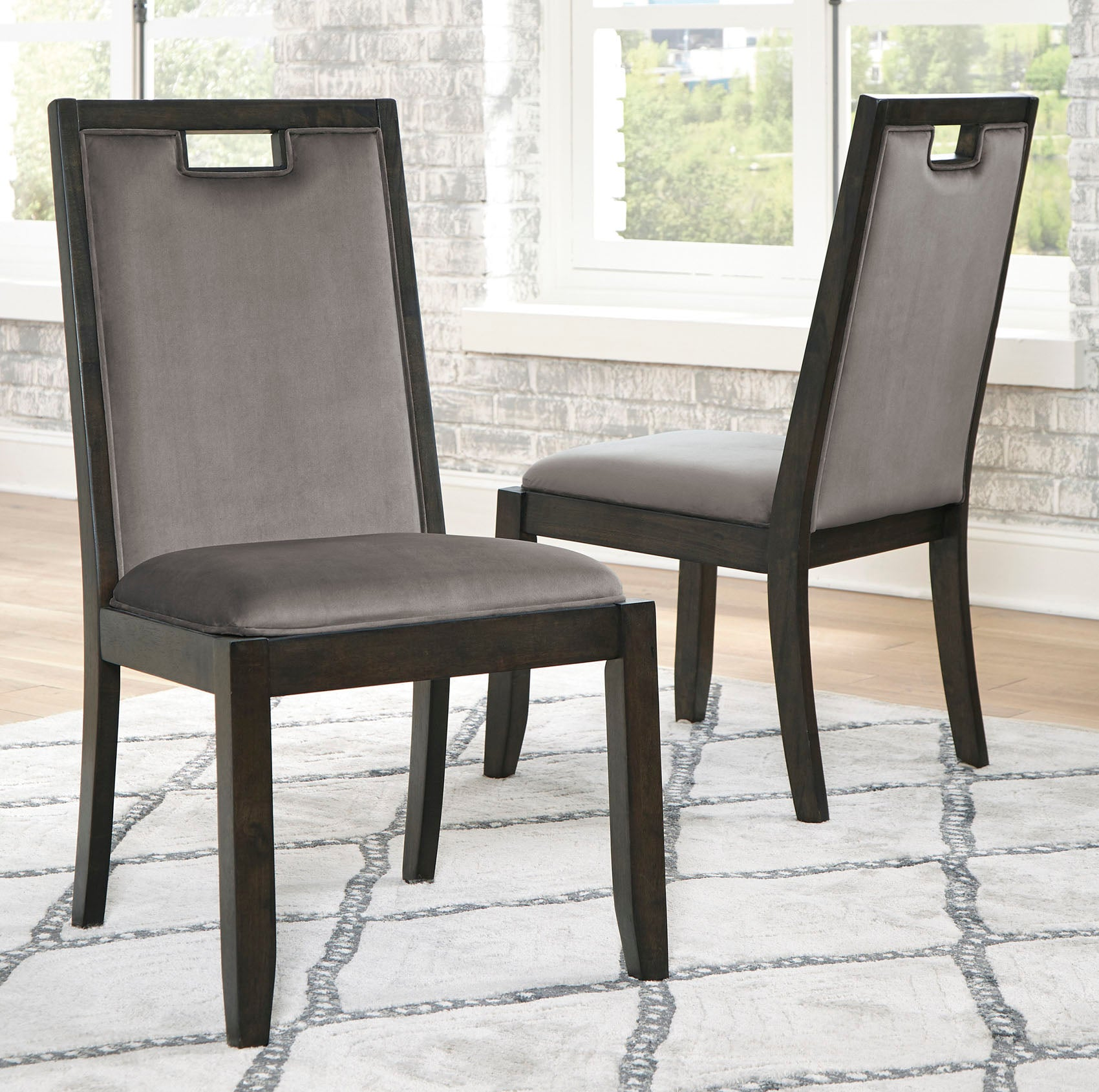 Hyndell Dining Room Chair - MJM Furniture