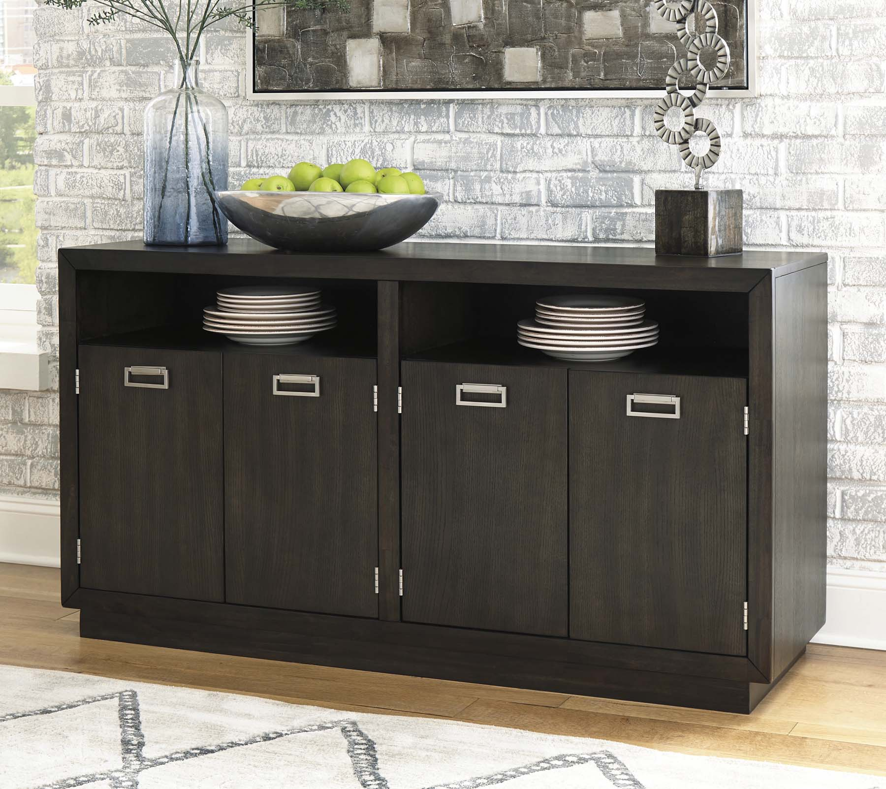 Hyndell Dining Server - MJM Furniture