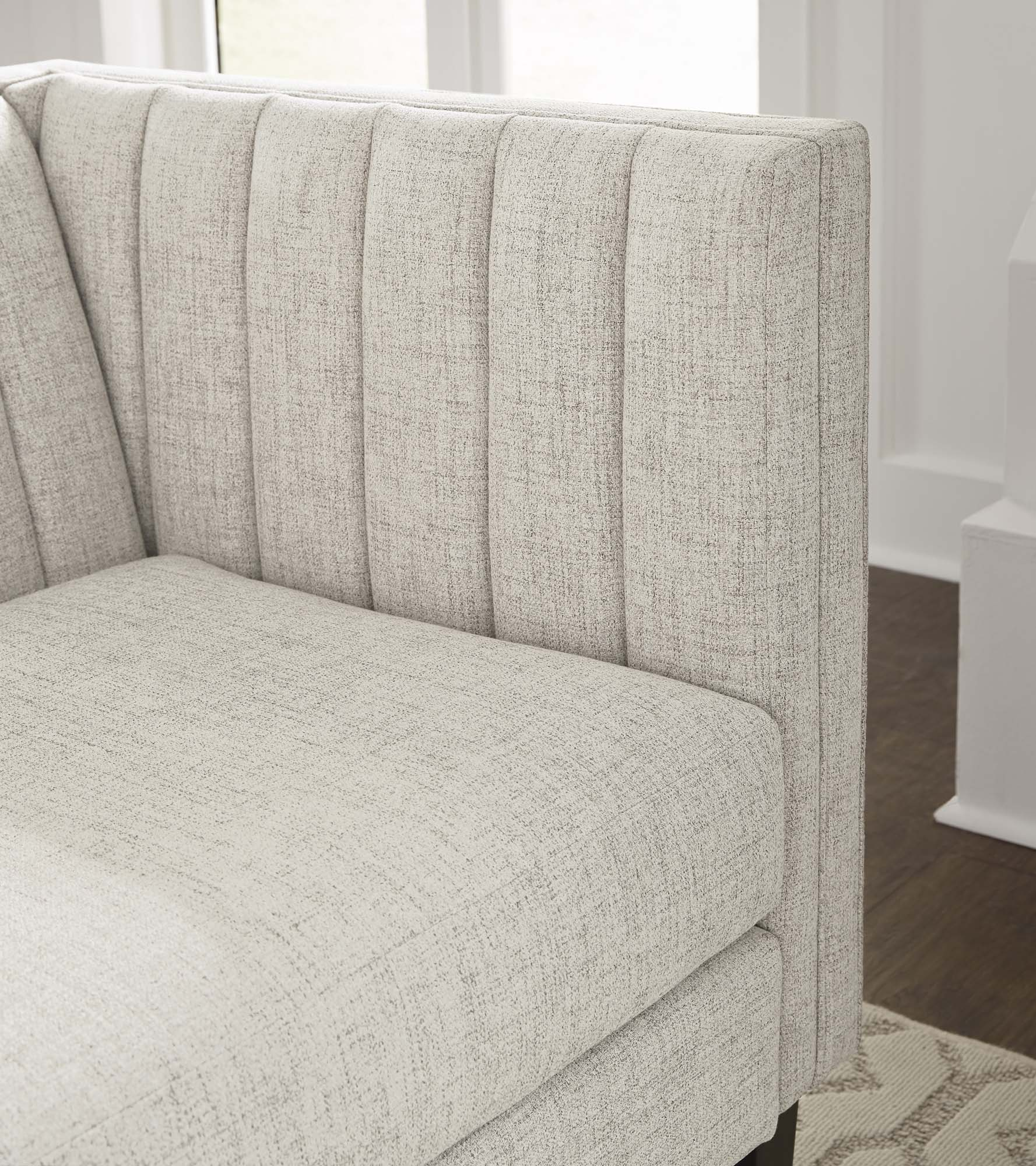 Jeanay Linen Accent Bench - MJM Furniture