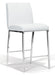 Sven White Counter Stool - MJM Furniture