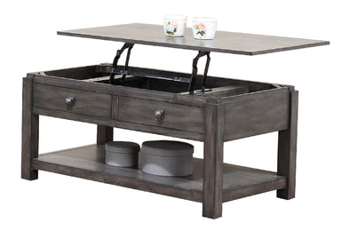Lancaster Lift Top Coffee Table - MJM Furniture