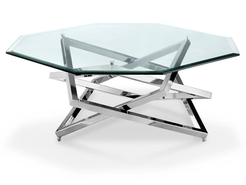Lenox Octagonal Coffee Table - MJM Furniture