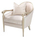 London Place Champagne Accent Chair - MJM Furniture