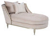 London Place Champagne RAF Chaise - MJM Furniture