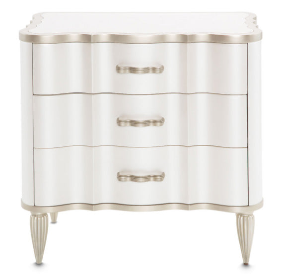 London Place 3 Drawer Nightstand - MJM Furniture