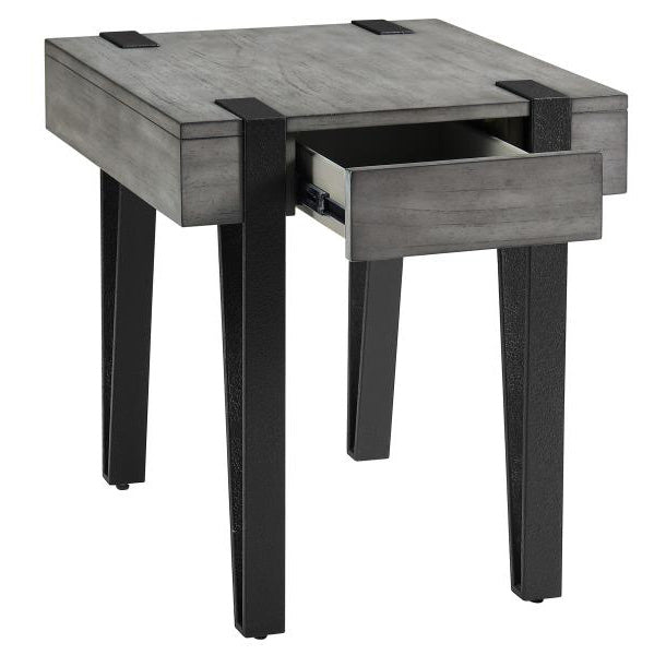 Maverick End Table - MJM Furniture