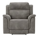 Next-Gen Slate Power Reclining Chair - MJM Furniture