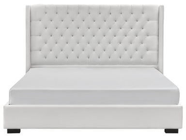 Panama Tufted Upholstered Bed - MJM Furniture