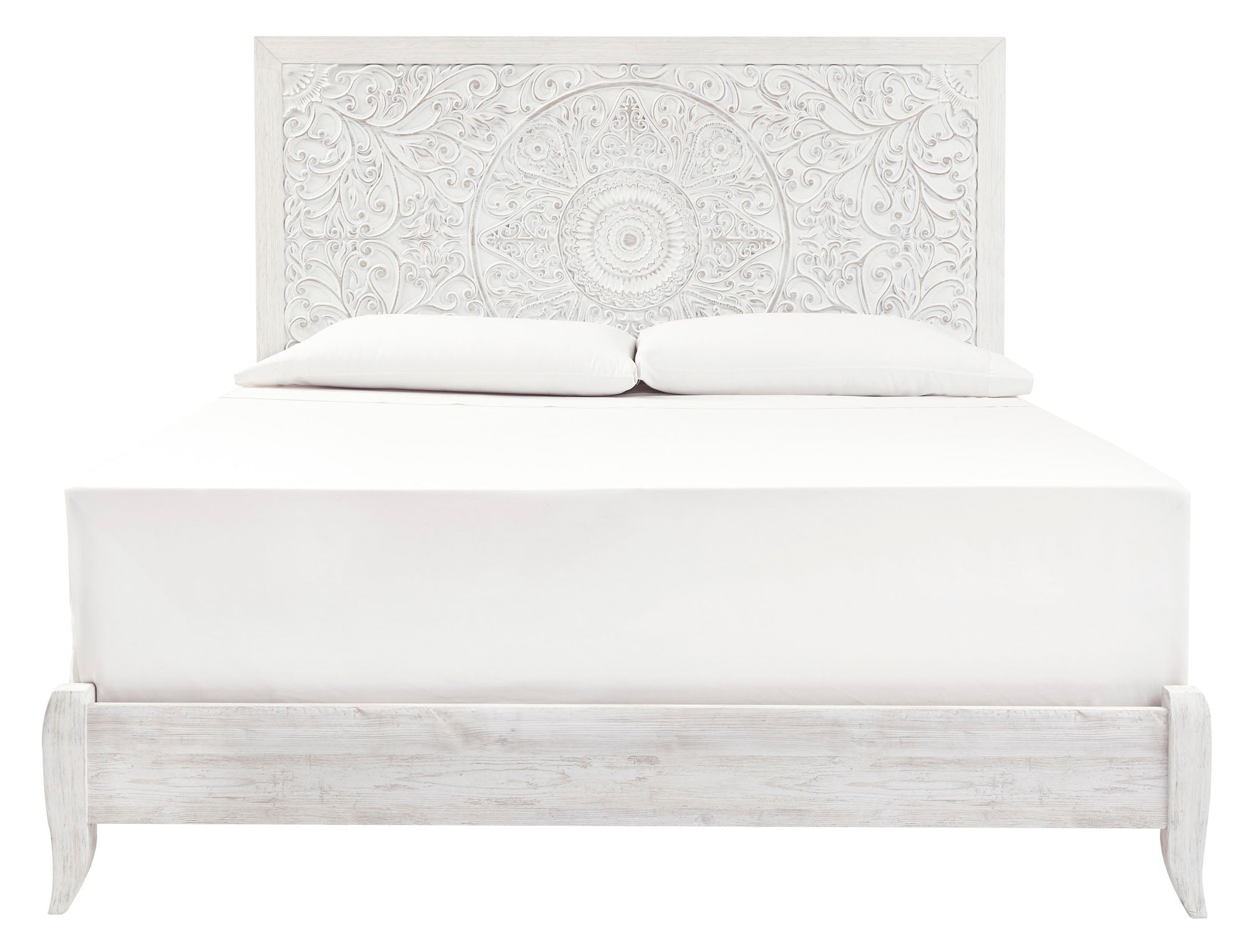 Paxberry Panel Bed - MJM Furniture