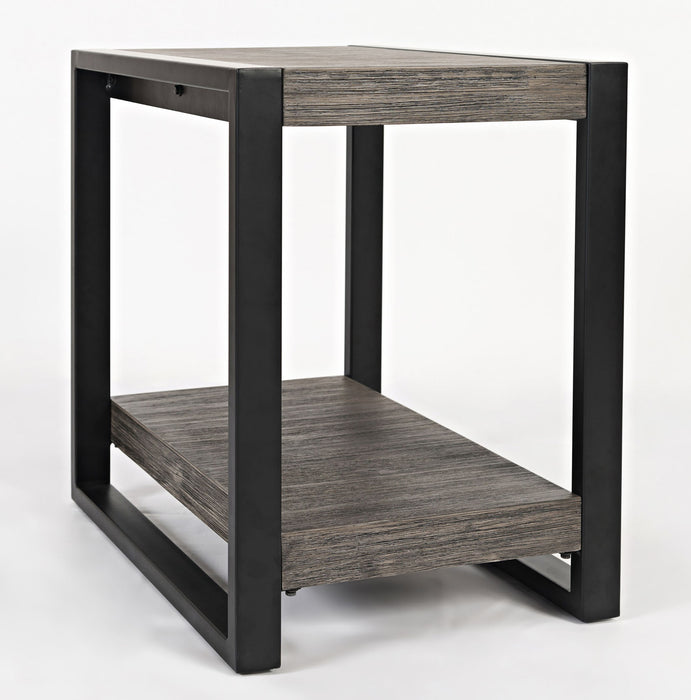 Pinnacle Chairside End Table - MJM Furniture